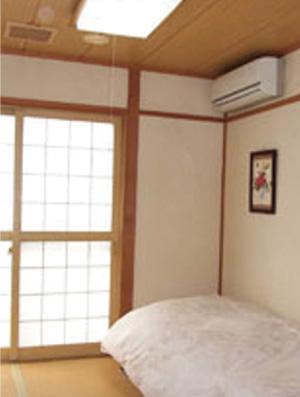 畳敷き和室